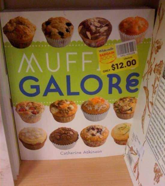 Muff galore