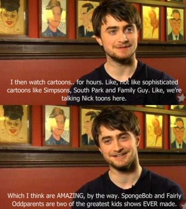Remarkable, harry potter funny phrase think