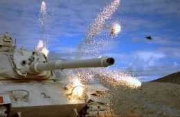 A-10 Warthogs Destroy Tanks In Slow Motion featured A-10 Warthogs