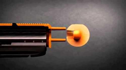 Ferguson Police Test New Non Lethal Pistol Attachment 303