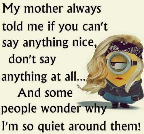 Minions I M Not Crazy Quote: Funny Pictures Of The Week