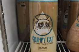 funny grumpy-cat-drinks