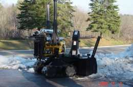 v8 powered snowblower featured
