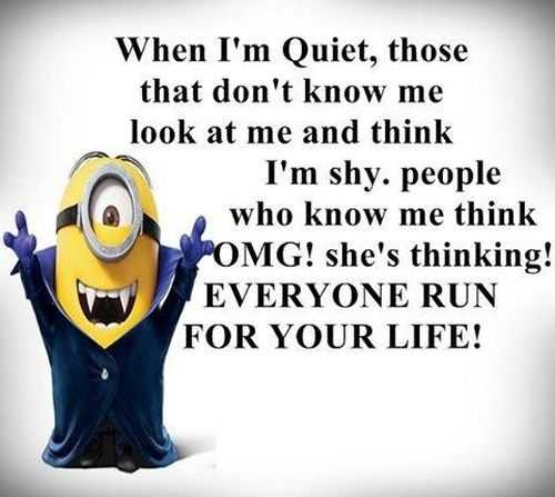 30 Hilarious Minion Images Pictures to pin on Pinterest