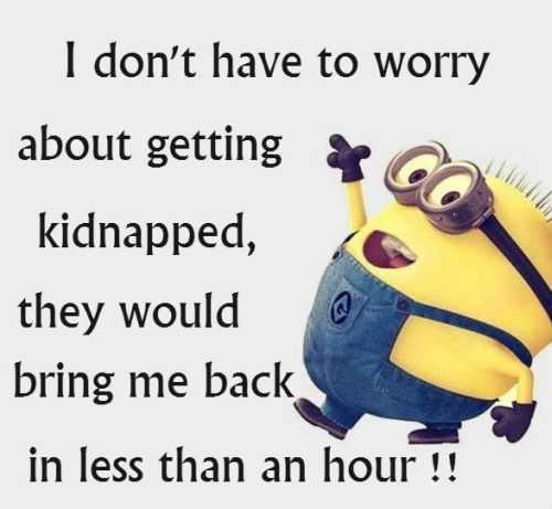 Funny Minion Quotes 285