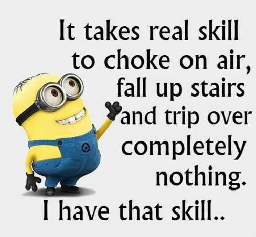 Funny Quotes Of The Day: Hilarious Minion Pics With Quotes. QuotesGram