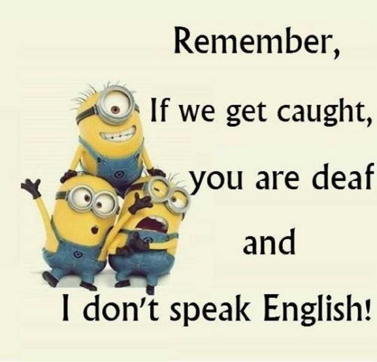Pics Photos - Funny Minions Love Quotes