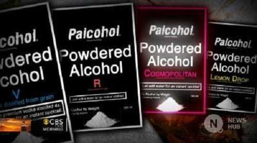 Powdered Alcohol Now Legal - Palcohol 1