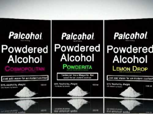 Powdered Alcohol Now Legal - Palcohol 2