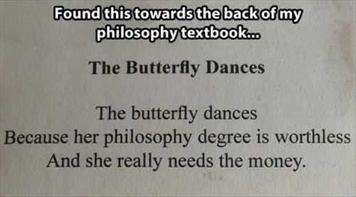 how usefull is a philosophy degree