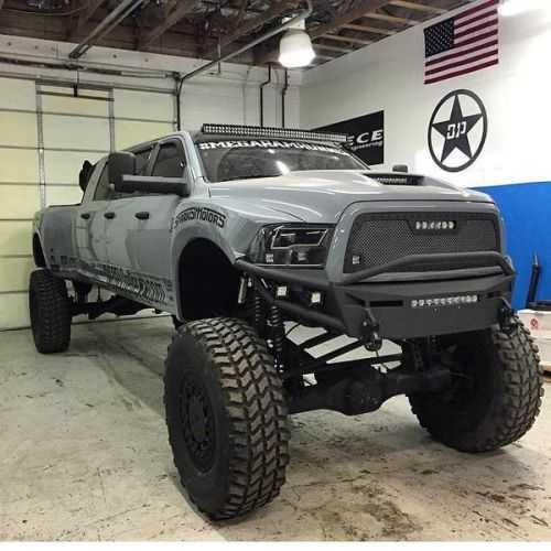 2014 Dodge Ram Runner Interior Mega ram runner - big, bad, dodge 3500 ...
