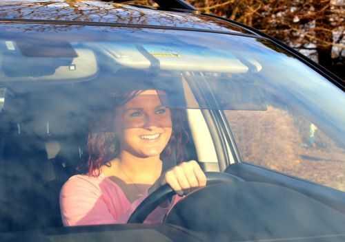 Flip Down See Through Sun Visor For Your Car 328