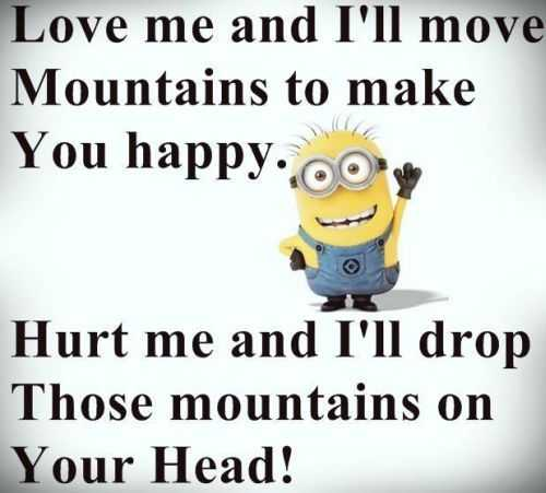 Funny Minions Stupid People Quote. At May , 2017. Minions Quotes Of The Week