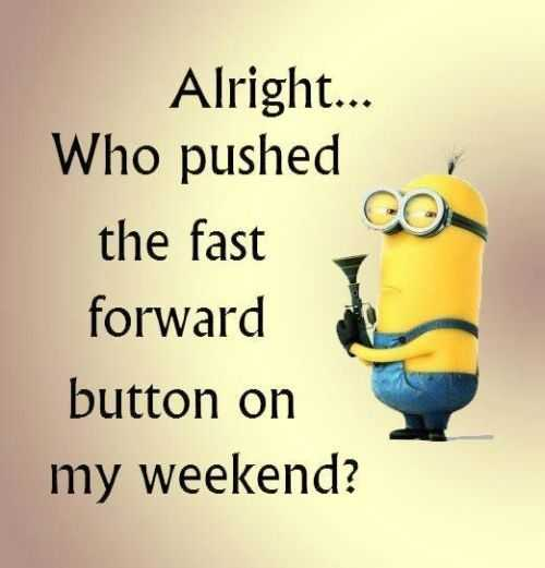 minion friday quotes funny quotesgram