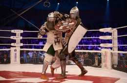 Russian MMA Organization Introduces Medieval Sword Fighting