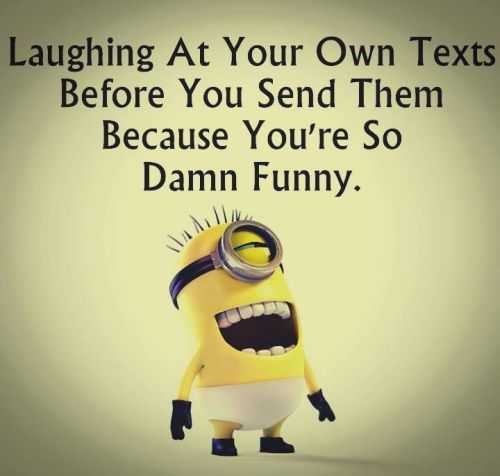 Top 35 Funniest Quotes And Funny Photos: Funniest Minion Quotes Of The Week