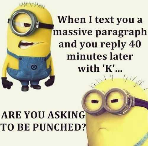 Despicable Me Funny Quotes. QuotesGram