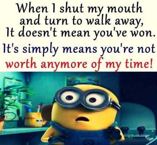 Week Funny Minion Quotes: Funny Minions Quotes For The Week