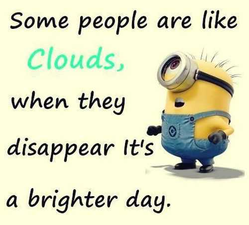 14. Funny Minions Joke Despicable Me Thefunnyplace Quotes