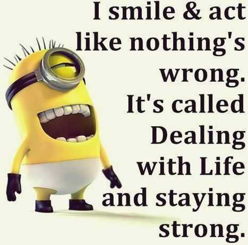 Despicable Me 3 funny minions quotes 038