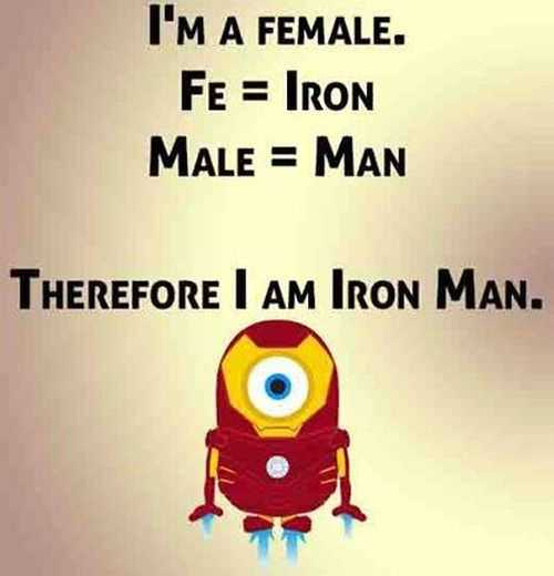 Funny Joke Quote: Best Minions Quotes Of The Week