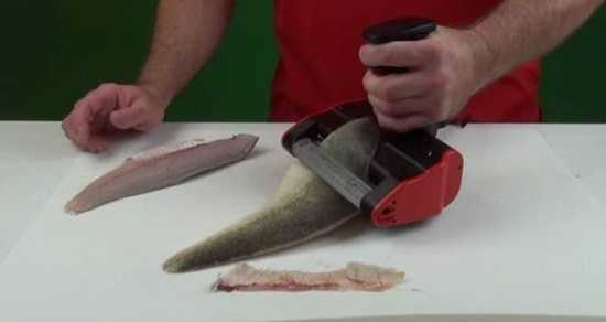 Meet The SKINZIT - The Ultimate Fish Skinner 1