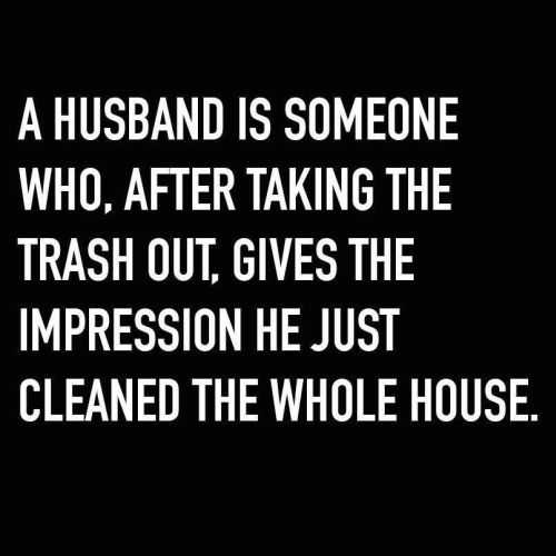 what is a husband funny quote