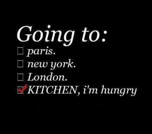 where im going the kitchen