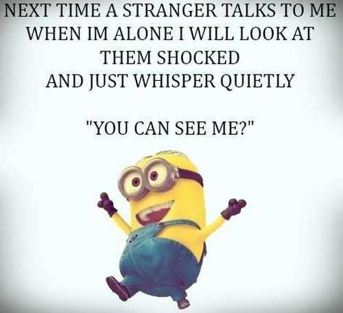 New Funny Minions Quotes 041