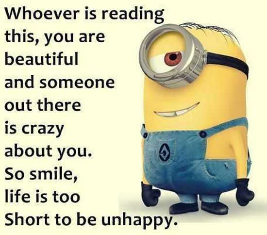 Minion I Love You Quotes Funny: Funny Minions Quotes Of The Week