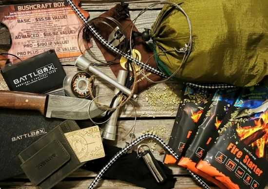 battlbox monthly edc tactical survival gear subscription box 003