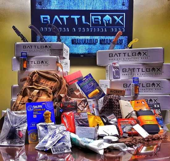 battlbox monthly edc tactical survival gear subscription box 004