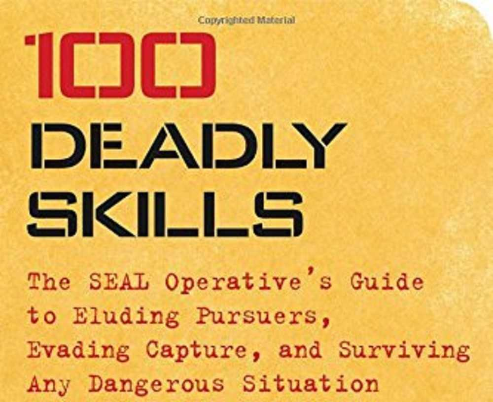 Clint Emerson's 100 Deadly Skills Is The Survival Manual