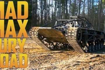 Mad Max Fury Road Nasty Peacemaker - Before The Movie video featured