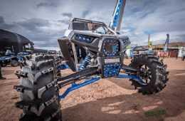 Marshall Motoart Superleggera RZR 1000 video featured