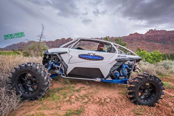 Marshall Motoart Superleggera RZR 1000 video pics (10)