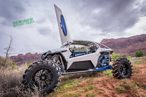 Marshall Motoart Superleggera RZR 1000 video pics (11)