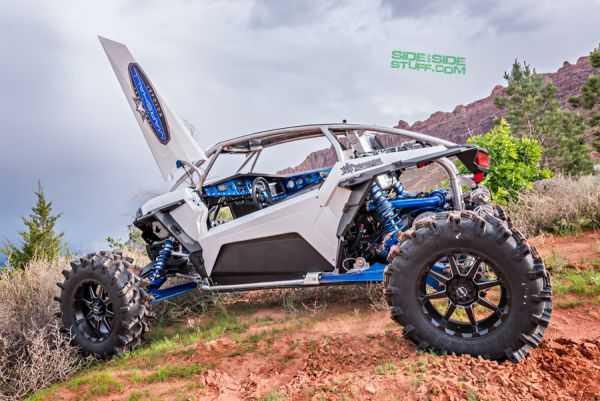 Marshall Motoart Superleggera RZR 1000 video pics (12)