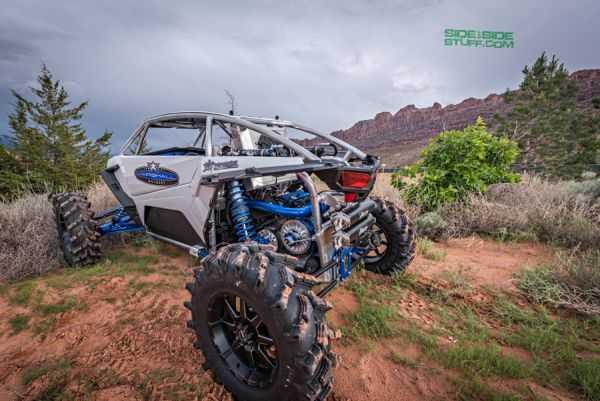 Marshall Motoart Superleggera RZR 1000 video pics (13)