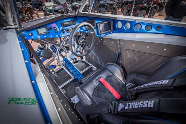 Marshall Motoart Superleggera RZR 1000 video pics (3)