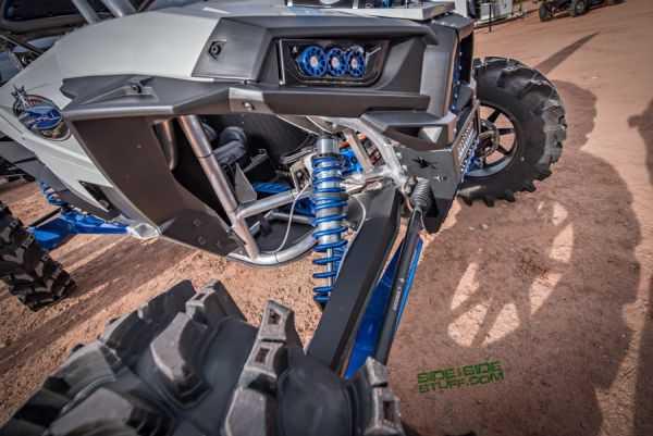 Marshall Motoart Superleggera RZR 1000 video pics (6)