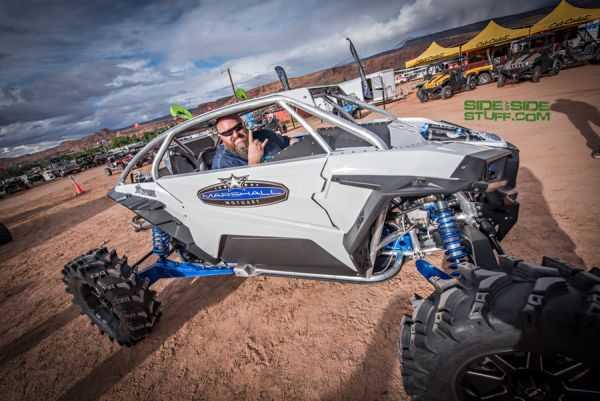 Marshall Motoart Superleggera RZR 1000 video pics (8)
