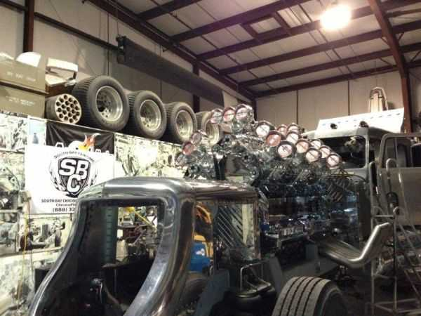 "Mike Harrah's V24-71 Detroit Diesel ""Big Mike"" 5"