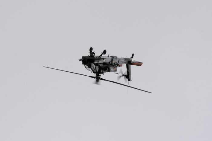 AH-64D Apache Doing Barrel Rolls Royal Netherlands Air Force AH-64D Apache Demo Team pictures 005
