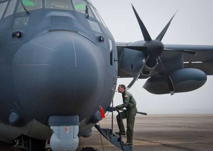 Air Force's Newest Gunship - The AC-130J Ghostrider pictures videos 005