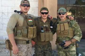 Family Of Ex Marines In Iraq Providing Aid And Fighting ISIS featured