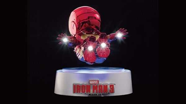 Floating Iron Man 3 buy video pics 003