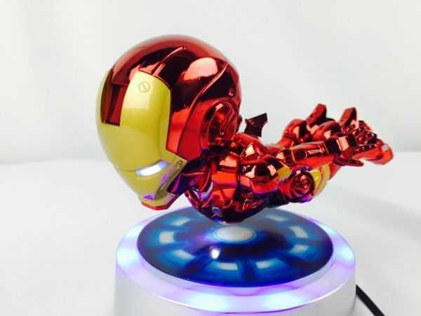 Floating Iron Man 3 buy video pics 004