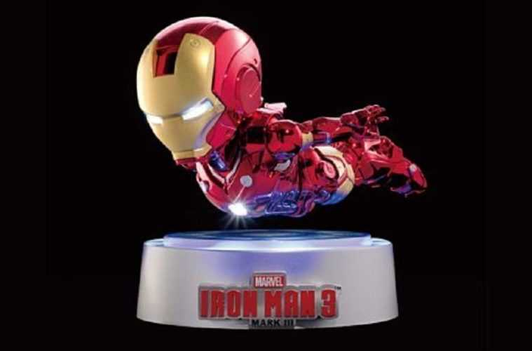 Floating Iron Man 3 buy video pics featured