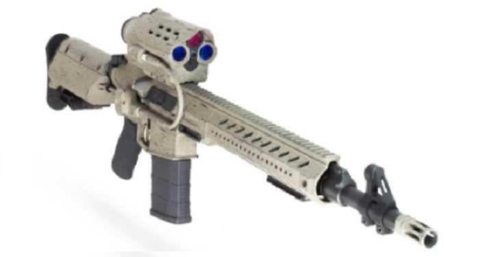 Free TrackingPoint Rifle pics 2